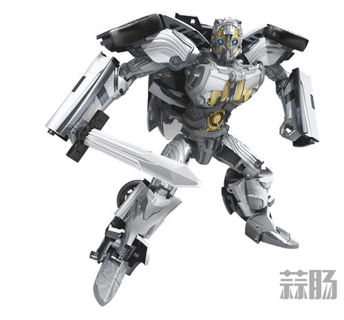 伦敦MCM漫展公布SS系列大力神完全体灰模并附新角色官图 变形金刚 第12张