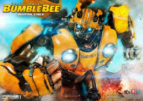 Prime 1 Studios 发布《大黄蜂》电影雕像官图