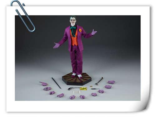 Sideshow推出1:6 DC反派小丑