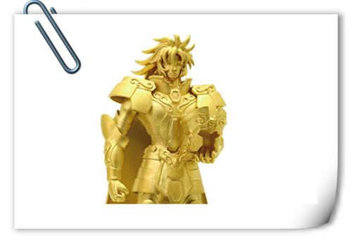 纯金版的《圣斗士星矢》双子座撒加?价格到达8万人民币!