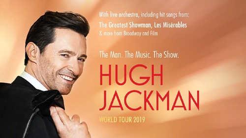惊不惊喜 狼叔休·杰克曼即将举办个人全球巡回演出?