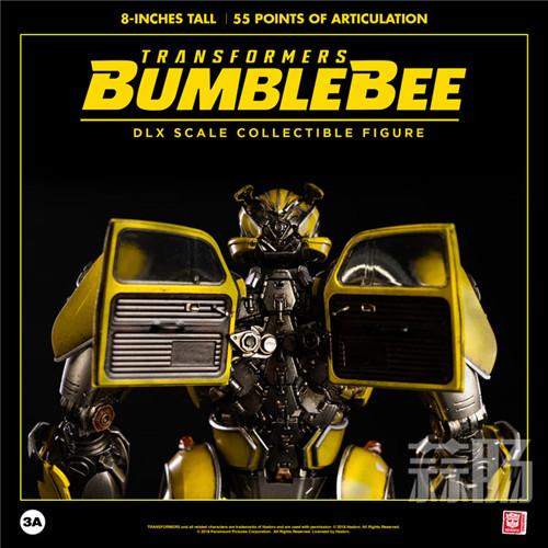 3A《大黄蜂》甲壳虫版大黄蜂将于12月1日发售 变形金刚 第3张