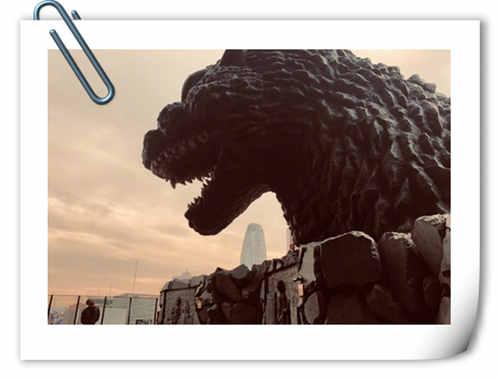 《复联4》预告之后将是《哥斯拉:怪兽之王》?