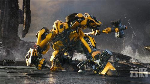 腾讯宣布与派拉蒙联合出品变形金刚电影《大黄蜂》 变形金刚 第3张