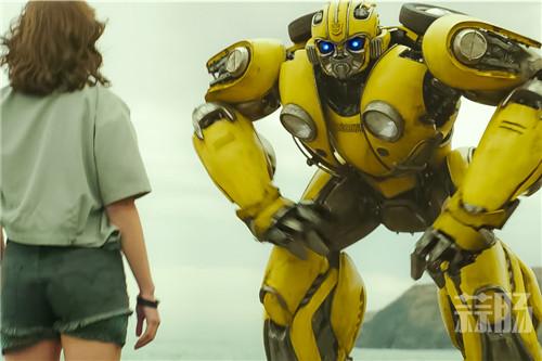 腾讯宣布与派拉蒙联合出品变形金刚电影《大黄蜂》 变形金刚 第4张