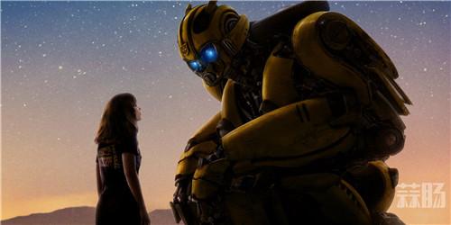 腾讯宣布与派拉蒙联合出品变形金刚电影《大黄蜂》 变形金刚 第5张