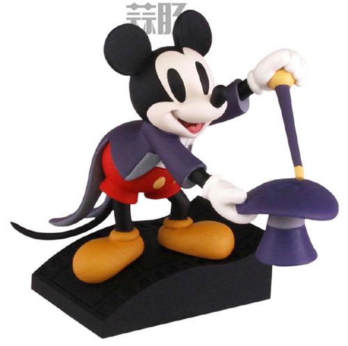 TakaraTOMY 发布六款迪士尼90周年米老鼠特别版 模玩 第4张