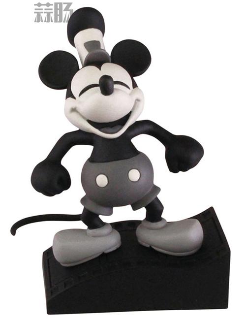 TakaraTOMY 发布六款迪士尼90周年米老鼠特别版 模玩 第2张