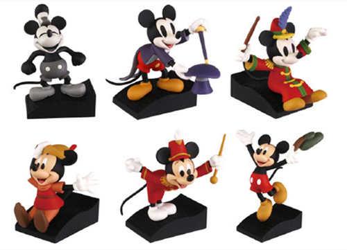 TakaraTOMY 发布六款迪士尼90周年米老鼠特别版