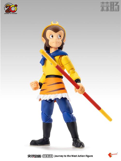 《西游记》99版孙悟空官图公布 这款猴哥有没有勾起你童年的回忆? 模玩 第7张