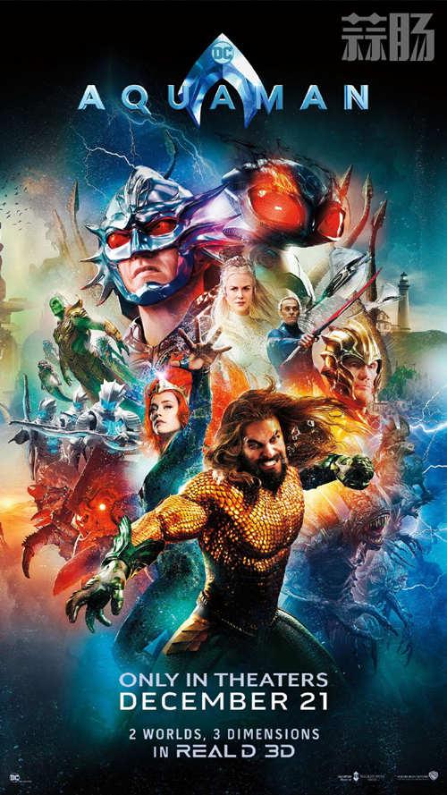 福布斯2018最佳超级英雄电影 第一实至名归,最后一名引争议? 海王 蚁人 黑豹 超级英雄 复仇者联盟 DC 漫威 福布斯 动漫  第1张
