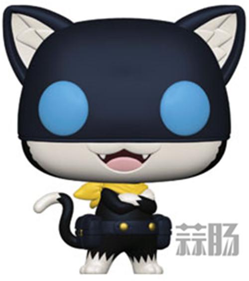《女神异闻录5》联动Funko POP推出大头怪盗团玩偶 模玩 第1张