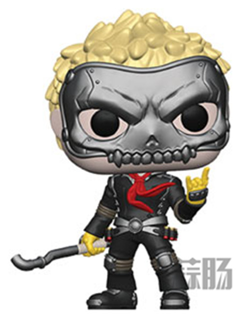 《女神异闻录5》联动Funko POP推出大头怪盗团玩偶 模玩 第4张