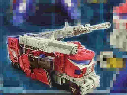 变形金刚Siege围城系列 L级擎天柱车型公开 并非通天晓重涂