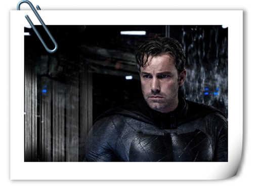 《蝙蝠侠》独立电影定档 本阿弗莱克确认退出