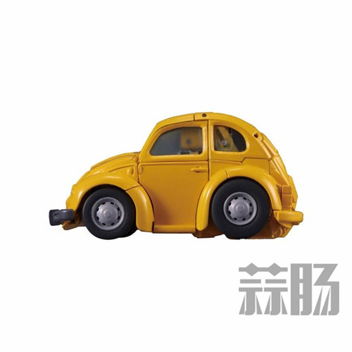 日亚公开变形金刚MP-45大黄蜂大量细节图 变形金刚 第8张