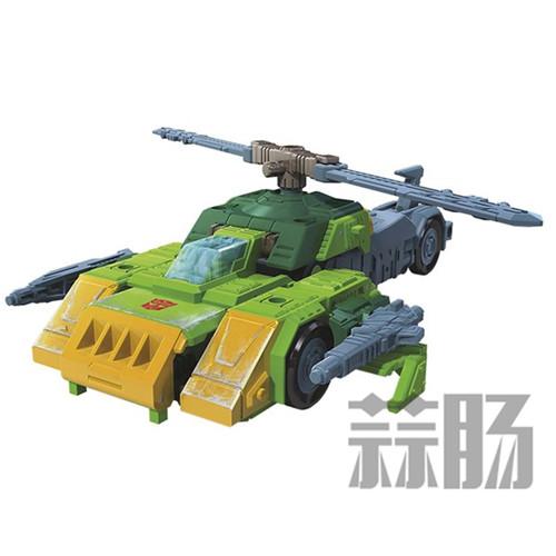 沃尔玛流出变形金刚围城系列L级擎天柱等四款玩具图片 变形金刚 第3张