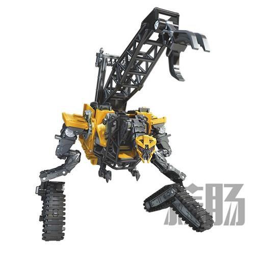 沃尔玛透露变形金刚电影工作室系列KSI Boss等玩具实图公开 变形金刚 第2张