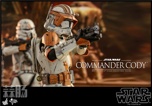 Hot Toys推出《星球大战前传3西斯的复仇》指挥官科迪1:6人偶 模玩 第7张