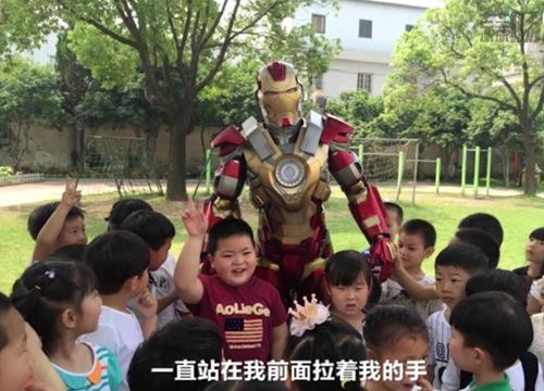 中国版的钢铁侠?纯手工制作MK17 惊呆女儿班学生 模玩 第2张