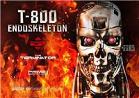 Prime 1 Studio公布出终结者T-800胸像。
