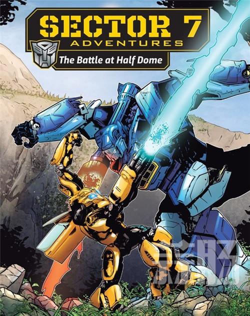 蓝光版《变形金刚:大黄蜂》将加入《大黄蜂》主题漫画 变形金刚 第1张