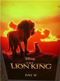 《狮子王》海报曝光,7月19日北美上映