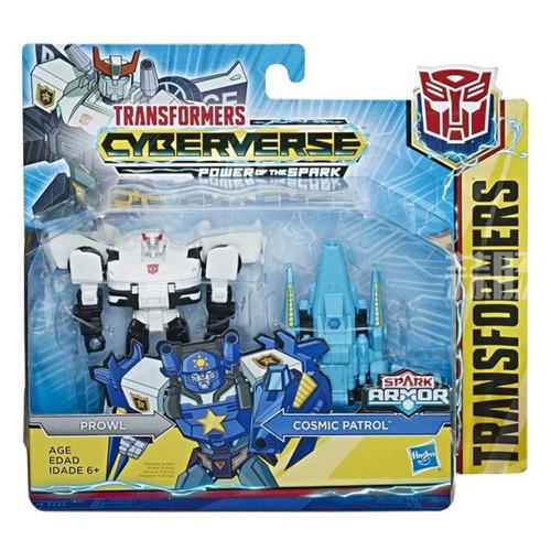 孩之宝星火装甲系列新包装图天鲨等加入 变形金刚 第2张