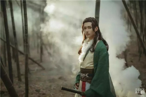 """还原度100%   2019国漫COSPLAY""""颜王""""诞生 美得没séi了 漫展 第8张"""