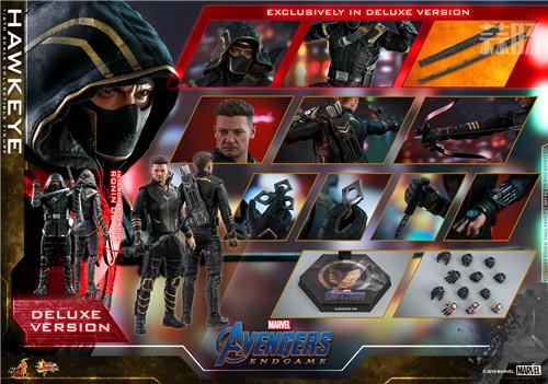 Hot Toys抢先电影上映推出《复仇者联盟4》最新珍藏人偶 模玩 第5张