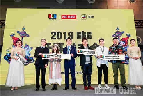 2019STS精彩不断北京国际潮流玩具展8月不见不散