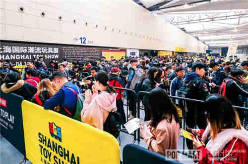 2019上海国际潮流玩具展圆满落幕数万粉丝点燃魔都!