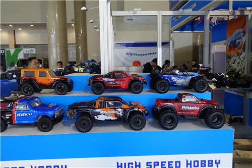 第二十届中国国际模型博览会展前媒体日返图 精美模型抢先看 模玩 第5张