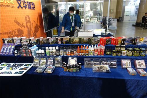 第二十届中国国际模型博览会展前媒体日返图 精美模型抢先看 模玩 第10张
