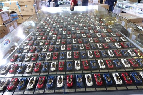 第二十届中国国际模型博览会展前媒体日返图 精美模型抢先看 模玩 第11张