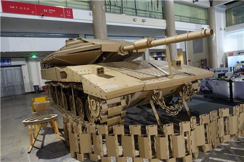 第二十届中国国际模型博览会展前媒体日返图 精美模型抢先看 模玩 第17张
