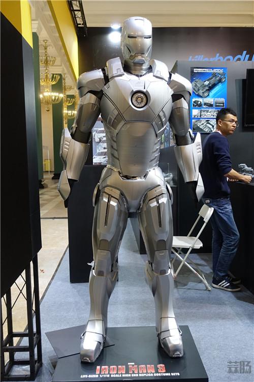 第二十届中国国际模型博览会展前媒体日返图 精美模型抢先看 模玩 第26张