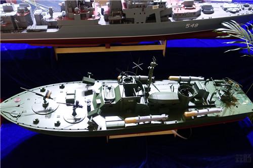 第二十届中国国际模型博览会首日返图 硬派依旧 模玩 第5张