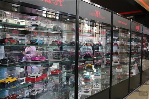 第二十届中国国际模型博览会首日返图 硬派依旧 模玩 第24张