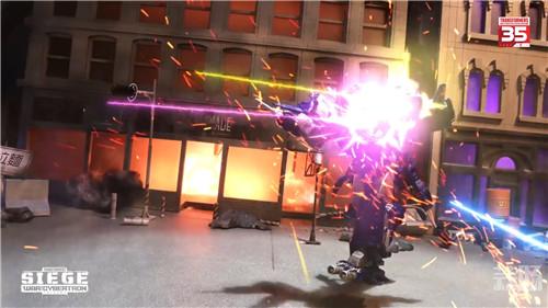 台湾孩之宝公开《变形金刚》赛博坦之战围城系列定格动画 变形金刚 第5张