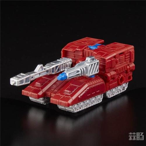 《变形金刚》围城系列玩具G2横炮等多款玩具实物图公开 变形金刚 第6张