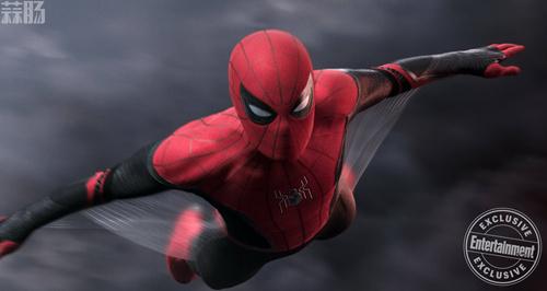 《蜘蛛侠:英雄远征》发布新剧照 复联4后最期待的一部剧? 动漫 第3张
