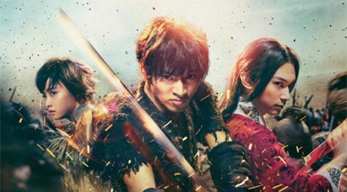 真人电影版《王者天下》票房突破35亿日元,好评不断!