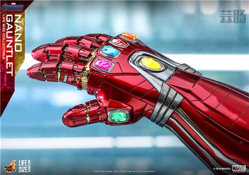 Hot Toys 推出三款《复仇者联盟4》纳米手套珍藏品 模玩 第4张