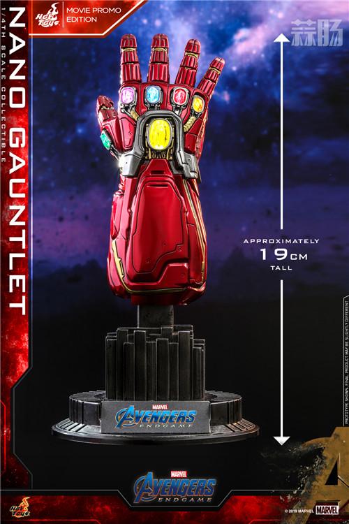 Hot Toys 推出三款《复仇者联盟4》纳米手套珍藏品 模玩 第6张