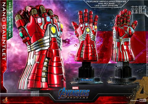 Hot Toys 推出三款《复仇者联盟4》纳米手套珍藏品 模玩 第15张