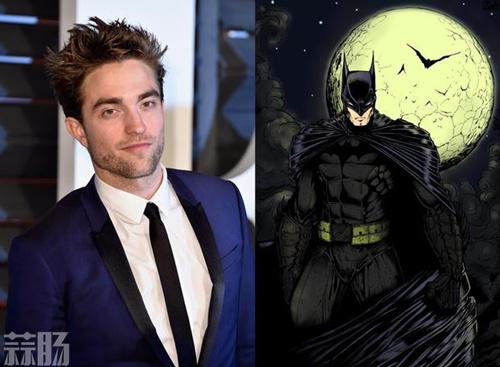 《暮光之城》男主角罗伯特·帕丁森有望出演新一代蝙蝠侠