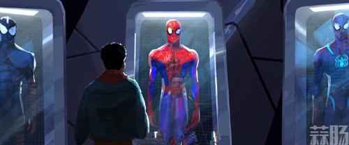动画电影《蜘蛛侠:平行宇宙》TV系列化决定! 动漫 第4张