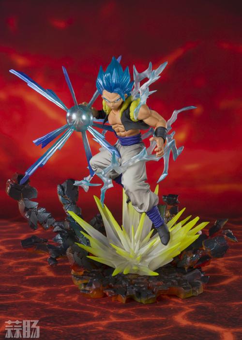 《龙珠超》限定版超级赛亚人之神-悟吉塔手办公布 模玩 第2张