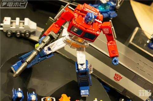 东京玩具展MP-44擎天柱细节图公开 变形金刚 第7张